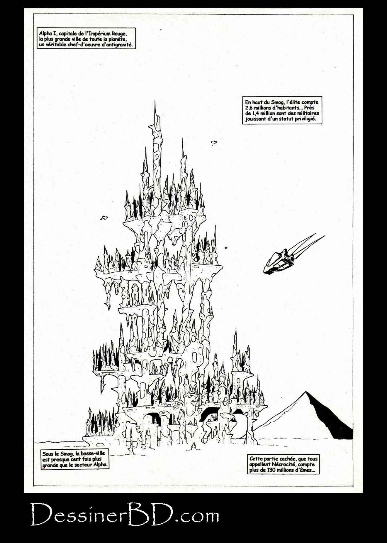 bande dessinée nécrocité page 7