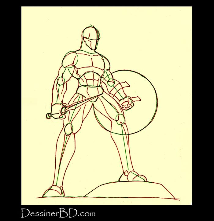 dessiner l'anatomie